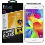 Focus โฟกัส ฟิล์มกระจกนิรภัยกันกระแทก ฟิล์มกันรอยมือถือ Samsung Grand Prime G530 ซัมซุงแกรนด์ไพร์ม