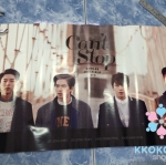 [Poster พร้อมส่ง 1 ใบ] CNBlue : 5th Mini Album - Can't Stop
