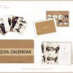 [Pre] 2AM : 2014 Season Greeting [Calendar_Table +Scheduler +Postcard +Sticker]