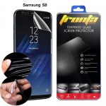Tronta ฟิล์มลงโค้ง ฟิล์มกันรอยมือถือ Samsung S8 เต็มจอ ซัมซุงเอส8