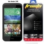 Tronta ฟิล์มกันรอยมือถือ ฟิล์มกระจกนิรภัยกันกระแทก HTC Desire 320 เฮชทีซี
