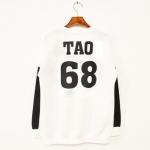 เสื้อ EXO SBS Inkigayo White / Tao