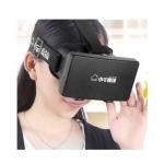 กล่องแว่นตา3มิติ สำหรับ Smart Phone สีดำ