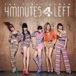 [Pre] 4Minute : 1st Album - 4 Minutes Left