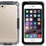เคสกันน้ำ ไอโฟน6พลัส/6sพลัส สีดำ