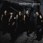 [Pre] TVXQ : Jap. 26th Single - Survivor (CD+DVD)