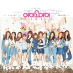 [Pre] I.O.I : 1st Mini Album - Chrysalis (Normal Ver.)