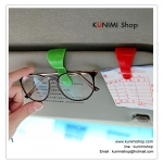 GH100 ที่หนีบสิ่งของ เช่น แว่นตา ใบเสร็จ หรือของใช้ต่างๆ