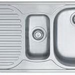 อ่างล้างจาน FRANKE รุ่น PFX 651 B