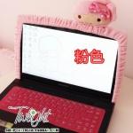 รัดจอ Notebook หรือ LCD Little Twin Star - LaLa