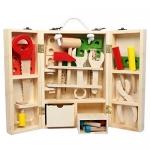 ชุดกล่องไม้เครื่องมือช่าง (Carpenter tool box set)