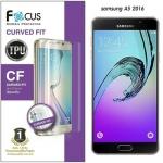 Focus ฟิล์มลงโค้ง ฟิล์มกันรอยมือถือ Samsung Galaxy A5 2016 ซัมซุงกาแล็คซี่เอ5