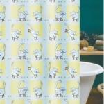ม่านห้องน้ำ พีวีซี BG-Shower Curtain PVC.