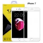 Diamond ฟิล์มกระจก iPhone 7 ไอโฟน7 แบบเต็มจอ สีขาว