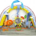 โมบาย ราว แขวน Sunny Safari รุ่น ฺBuggy Arch (สีฟ้า)