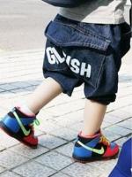 กางเกงยีนต์เด็กเทห์ๆ สไตล์เกาหลี ใส่สบาย