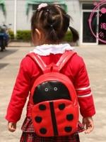 กระเป๋าเป้ เด็ก Linda ตัวกระเป๋าเป็นรูปเต่าทองสีแดง ลายนี้น่ารักสุดๆ ค่ะ วัสดุเป็นหนัง PVC นิ่ม น้ำหนักเบา