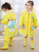 ชุดกันฝน เสื้อกันฝนสำหรับเด็ก ยี่ห้อ LINDAFUNNY ความสูง 90-145ซม. มีทั้งแบบเรียบและแบบมีช่องใส่กระเป๋าด้านหลังค่ะ