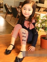 Huanzhu kids ชุดเซตเด็กหญิง 2 ชิ้น เสื้อ+กางเกง ผ้าเนื้อดีน่ารักสไตล์เกาหลี