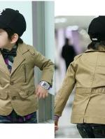 เสื้อสูทเด็กชาย มาใหม่สไตล์เกาหลี