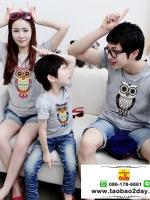 ชุดคู่รัก เสื้อยืดคู่รัก คู่รักแม่ลูก คู่รักครอบครัว (เสื้ออย่างเดียวค่ะ)