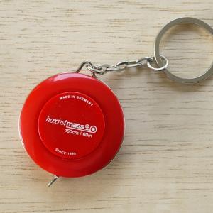 สายวัดตลับ สีแดง 150 cm/60 inch