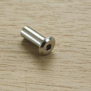 ปลอกตัวเมีย M6x19 mm ถุงละ 10 ตัว