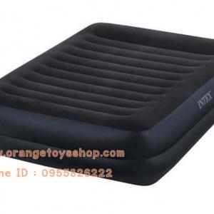 Intex ที่นอนเป่าลม ที่นอนเป่าลม Intex Twin รุ่น In-64422 (สีดำ)