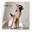 PR028-B ผ้าพันคอแฟชั่น ผ้าไหม พิมพ์ลายสวย น่ารัก งานสวยคะ ขนาด กว้าง 90 ยาว 185 cm. thumbnail 2