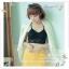 WG062 เสื้อซับใน สายเดี่ยว ผ้าลูกไม้ ด้านหลังดีไซด์สวยเก๋ มี 2 สี ขาว , ดำ thumbnail 9