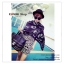 PR039 ผ้าพันคอแฟชั่น ผ้าฝ้าย พิมพ์ลายสวย ขนาด ยาว 190 กว้าง 90 cm. thumbnail 3
