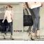 LG026 กางเกงเลคกิ้ง ลายยีนส์ ขายาว เข้ารูป สวยเท่ห์ มีหลายลายให้เลือกคะ thumbnail 22