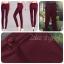 หมดค่ะ:Zara Super Skinny High Waist Long Pants กางเกงทรงแนบตัวพอดีขาคล้ายเล็กกิ้งค่ะ แต่ผ้าไม่บางแบบเล็กกิ้งนะคะ ผ้าสวยมากออกเงานิดๆ ใส่เข้าทรงกระชับลำตัว กระดุมผ้า ใส่แล้วโชว์เรียวขา ผ้าใส่สบาย ผ้ายืดได้เยอะเนื้อแน่นเงา ทรงสวยเอวสูง ใส่ทำงาน ใส่เที่ยวได้ thumbnail 2