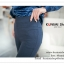 LG069 กางเกงสกินนี้ขายาว ทรงสวย เข้ารูป เอวสูง มีกระเป๋าหน้า และกระเป๋าหลัง มี 2 สี สีดำ สีกรมท่า thumbnail 5