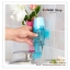 GK228 แจกัน รูปปลา แขวนดอกไม้ พลูด่าง ยึดติดแบบกวาสองหน้า มี 3 สี สีชมพู สีฟ้า สีเขียว ขนาด กว้าง 6 x ยาว 23.5 cm. thumbnail 2