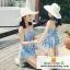 ชุดว่ายน้ำแม่ลูก คู่รัก ครอบครัว (แยกขายได้ค่ะ) thumbnail 1