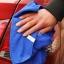 GK081 ผ้าไมโครไฟเบอร์สีน้ำเงิน ใช้เช็ดถูทำความสะอาด อเนกประสงค์ thumbnail 2