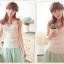 WG018 เสื้อกล้าม ซับใน ผ้าลูกไม้ สวยน่ารัก มี 3 สี ขาว ครีม ดำ thumbnail 9