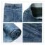 LG026 กางเกงเลคกิ้ง ลายยีนส์ ขายาว เข้ารูป สวยเท่ห์ มีหลายลายให้เลือกคะ thumbnail 7