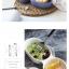 Pre-Order ชามสลัด ชามผลไม้ ของหวาน เซรามิค ทรงไม้ลูกชิ้น มี 4 สี thumbnail 5