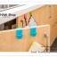 GK278 ตะขอที่แขวนสิ่งของอเนกประสงค์ เช่น แขวนของใช้ในครัว ของใช้ในห้องน้ำ สามารถนำไปเกี่ยวได้ที่ขอบประตู ขอบตู้ สำเนา thumbnail 6