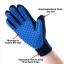 ถุงมือแปรงขนสัตว์ สีน้ำเงิน thumbnail 4
