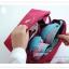 GB099 กระเป๋าใส่ชุดชั้นใน กางเกงใน ถุงเท้า ผ้าขนหนู ผ้าอ้อม ของใช้จุกจิกทั่วไป มี 4 สี ชมพู ฟ้า เทา เขียว พร้อมหูหิว งานคุณภาพ thumbnail 6