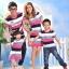 เสื้อครอบครัว ชุดครอบครัว มีหลายสี หลายแบบ ให้เลือกค่ะ thumbnail 1