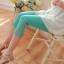 กางเกงลำลองผ้ายืด Legging ตกแต่งลูกไม้ มีหลายแบบให้เลือกค่ะ thumbnail 4