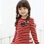 เสื้อแฟชั่นเด็กหญิง สไตล์เกาหลี แบบเก๋ น่ารักๆ ผ้าcotton เนื้อนุ่ม ใส่สบาย thumbnail 1