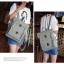 กระเป๋าหนัง PU แฟชั่น เกาหลี JN002 thumbnail 7