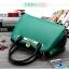 กระเป๋าถือขนาดพกพาสไตล์เกาหลี-เขียว thumbnail 10
