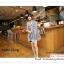 PR049 ผ้าพันคอแฟชั่น ผ้าฝ้าย แบบบาง พิมพ์ลายสวย ขนาด ยาว 170 กว้าง 80 cm. thumbnail 7