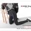 LG074 กางเกงเลคกิ้งขายาว ทรงสวย เนื้อผ้ามีความยืดหยุ่น มี 3 สี เทาอ่อน เทาเข้ม ดำ thumbnail 21